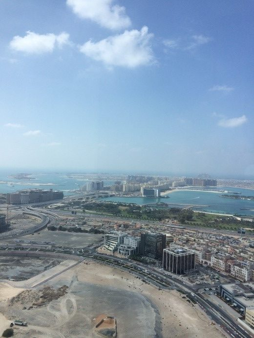 Engie UK (GDF Suez) – Not a bad view from the office! Middle East & Asia